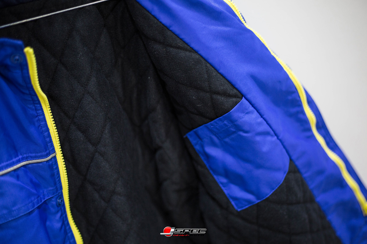 Toyota Of Sanford >> Subaru Jacket Authentic Japanese Clothing | Apparel | J-Spec Auto Sports