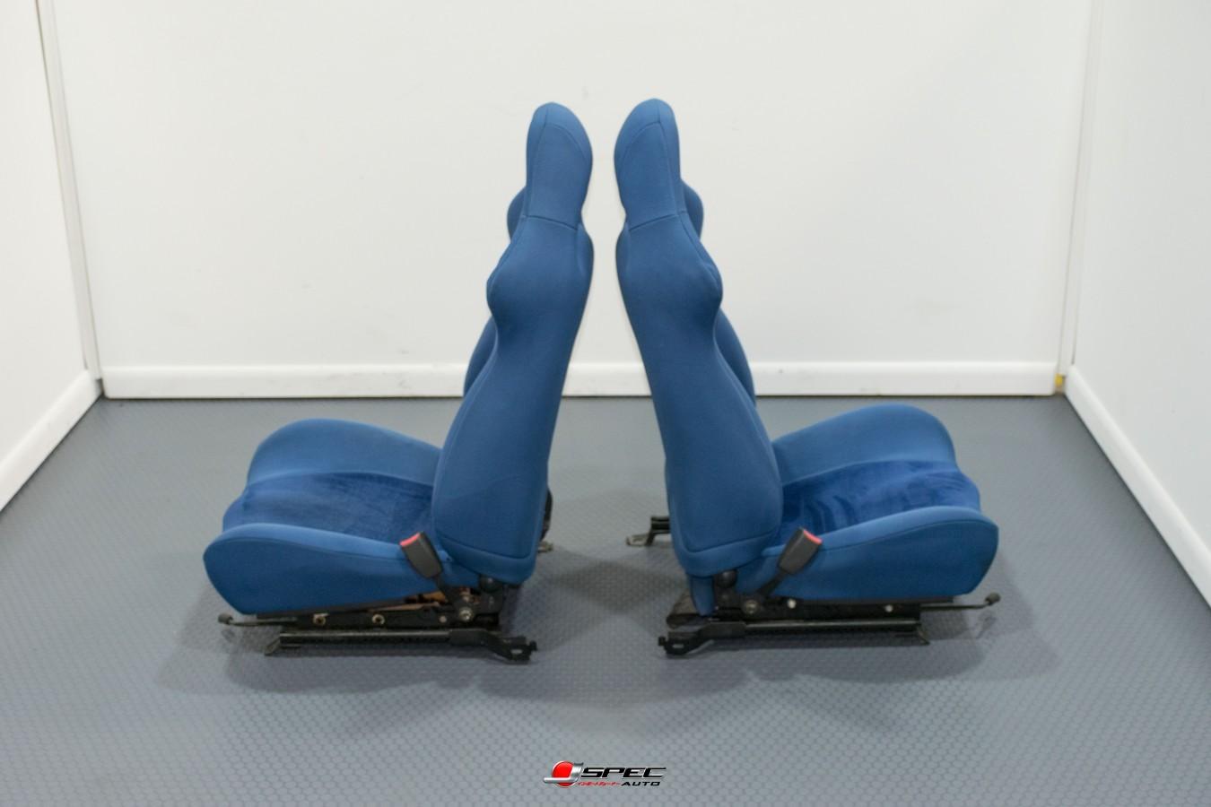 Sti Type Ra >> Used JDM Subaru Impreza GC8 STI Type RA Blue Seats | Seats ...