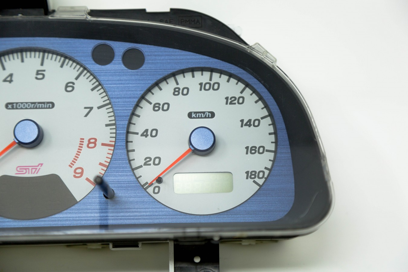 Sti For Sale >> JDM Subaru WRX STi GC8 Type RA Gauge Cluster with DCCD ...