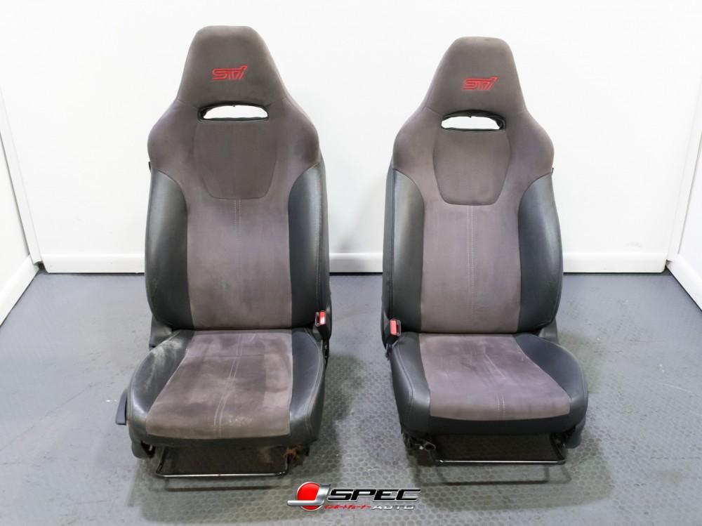 Beste Qualit/ät Sitzbez/üge im Design Trend Line . EJP Ma/ßgefertigter Autositzbezug F/ür Subaru Forester I erh/ältlich in 6 Farben