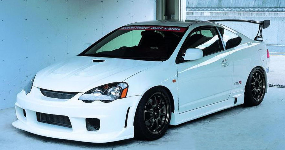 Acura Type R >> Ings N Spec Jdm Aerokit For Dc5 Acura Rsx Integra Type R 2002 2003