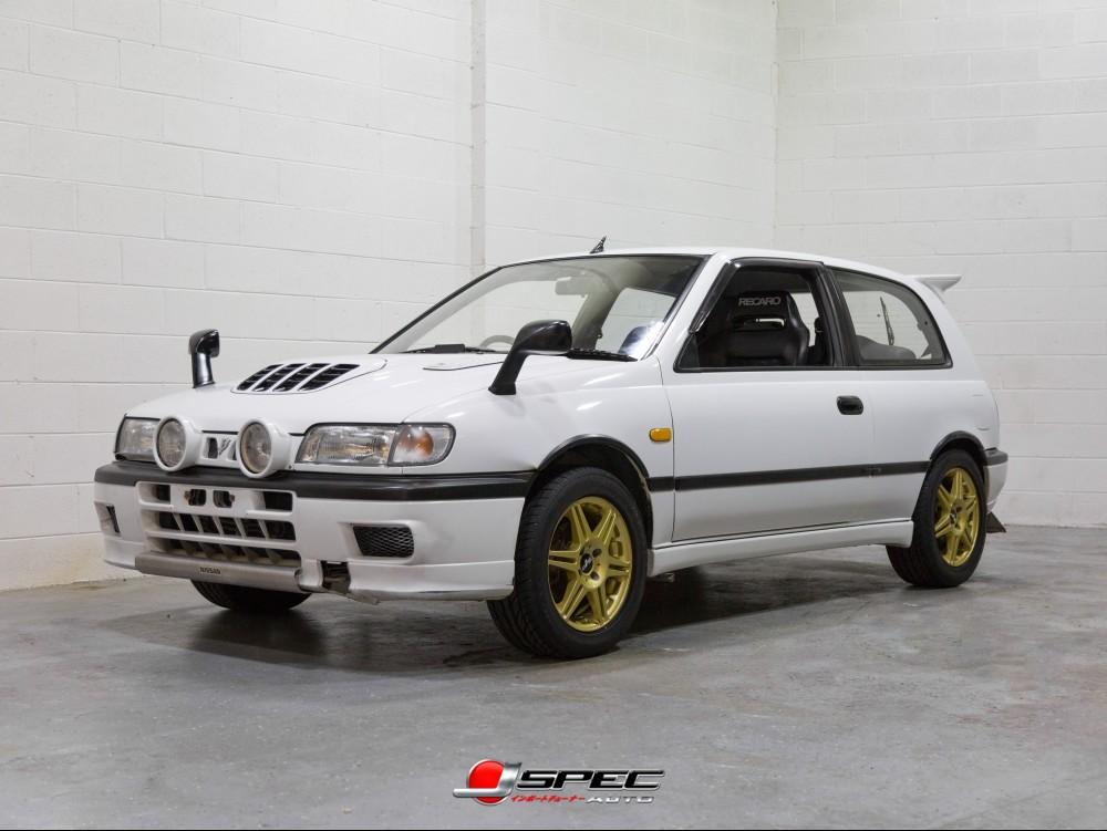 Jdm Cars For Sale >> 1993 Nissan Pulsar Gtir Rb Autech Rare Rally Spec Awd Hot Hatch