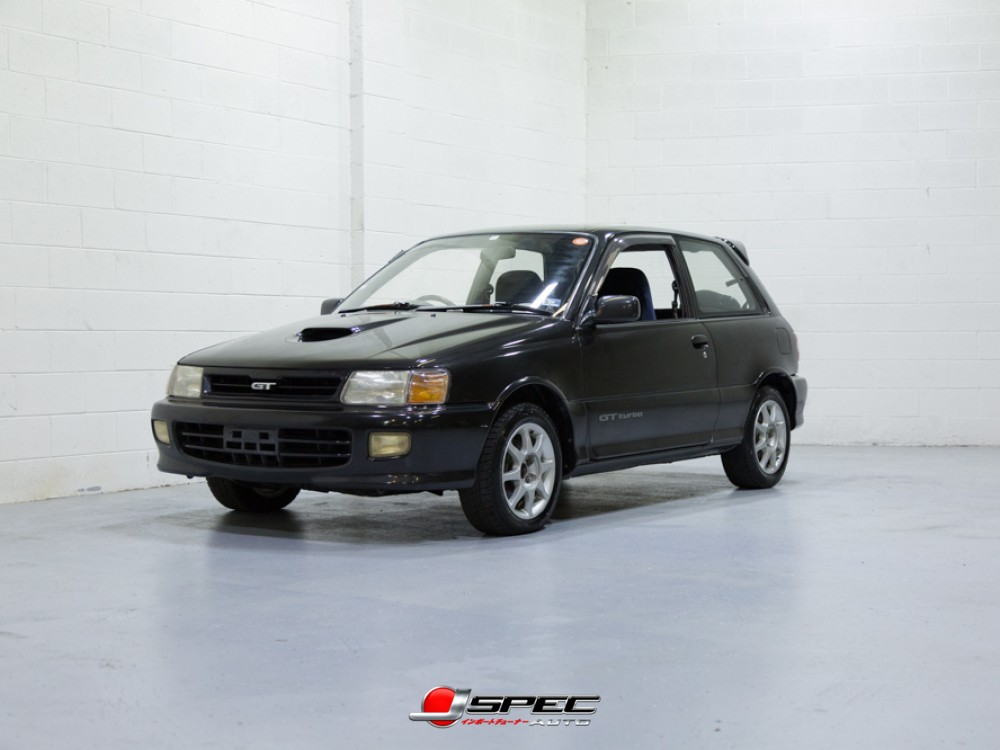 1992 EP82 Toyota Starlet GT Turbo