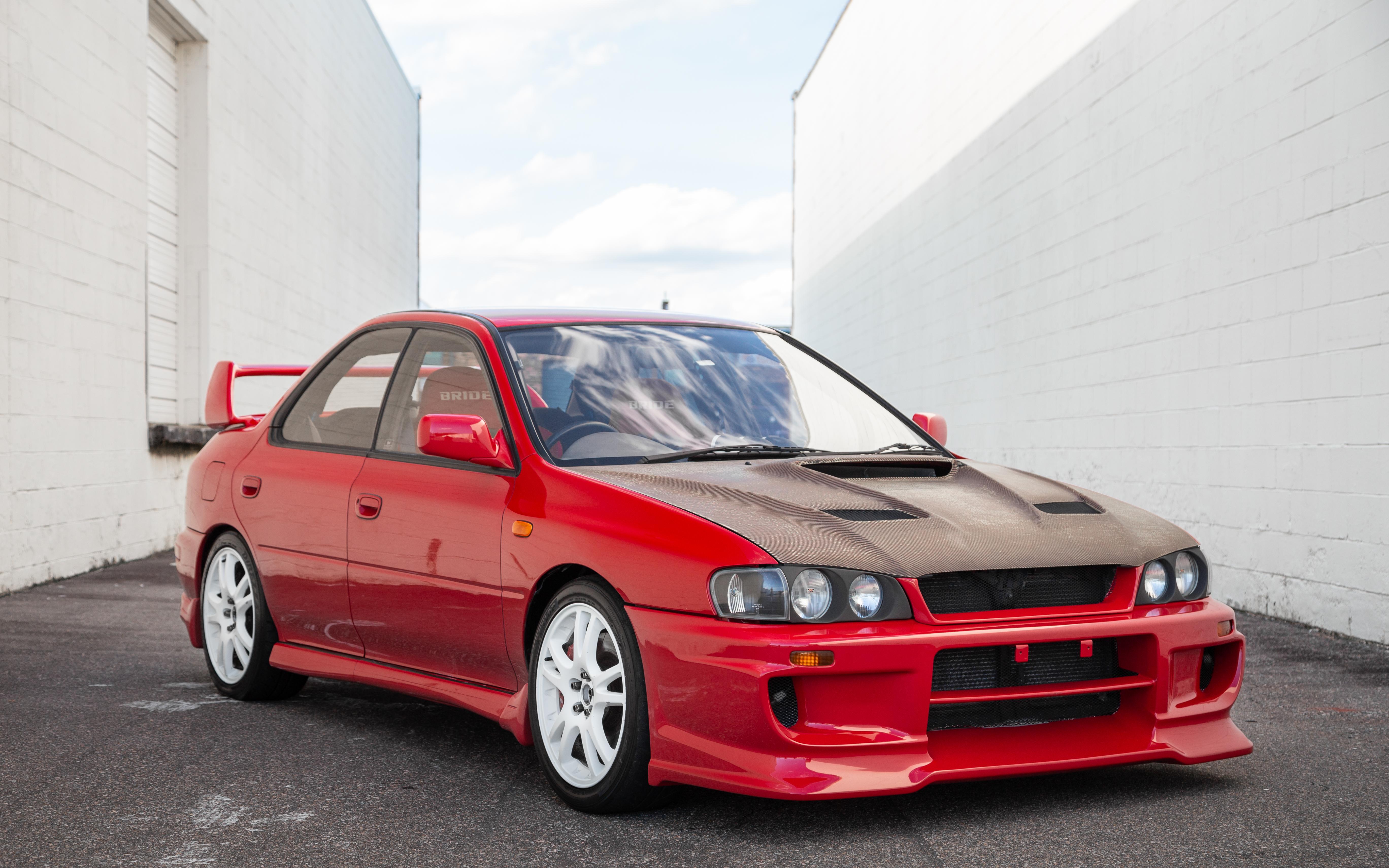 1995 Subaru Impreza Wrx Gc8 Rhd With Top Shelf Jdm Modifications Imported Rhd Cars J Spec Auto Sports