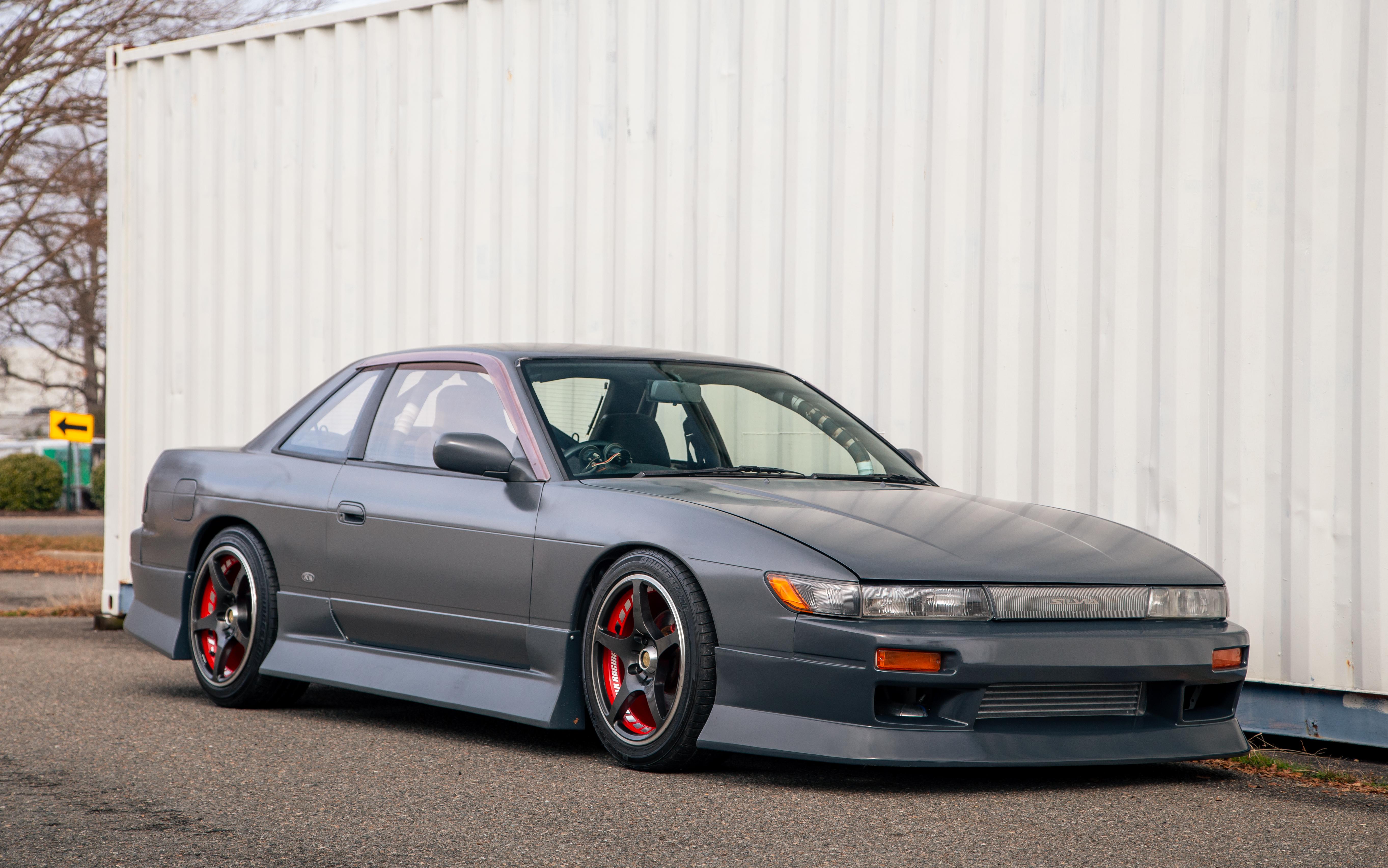 1992 Jdm Nissan Silvia K S Bn Sport Aero Nicely Modified Rhd S13 Coupe Imported Rhd Cars J Spec Auto Sports