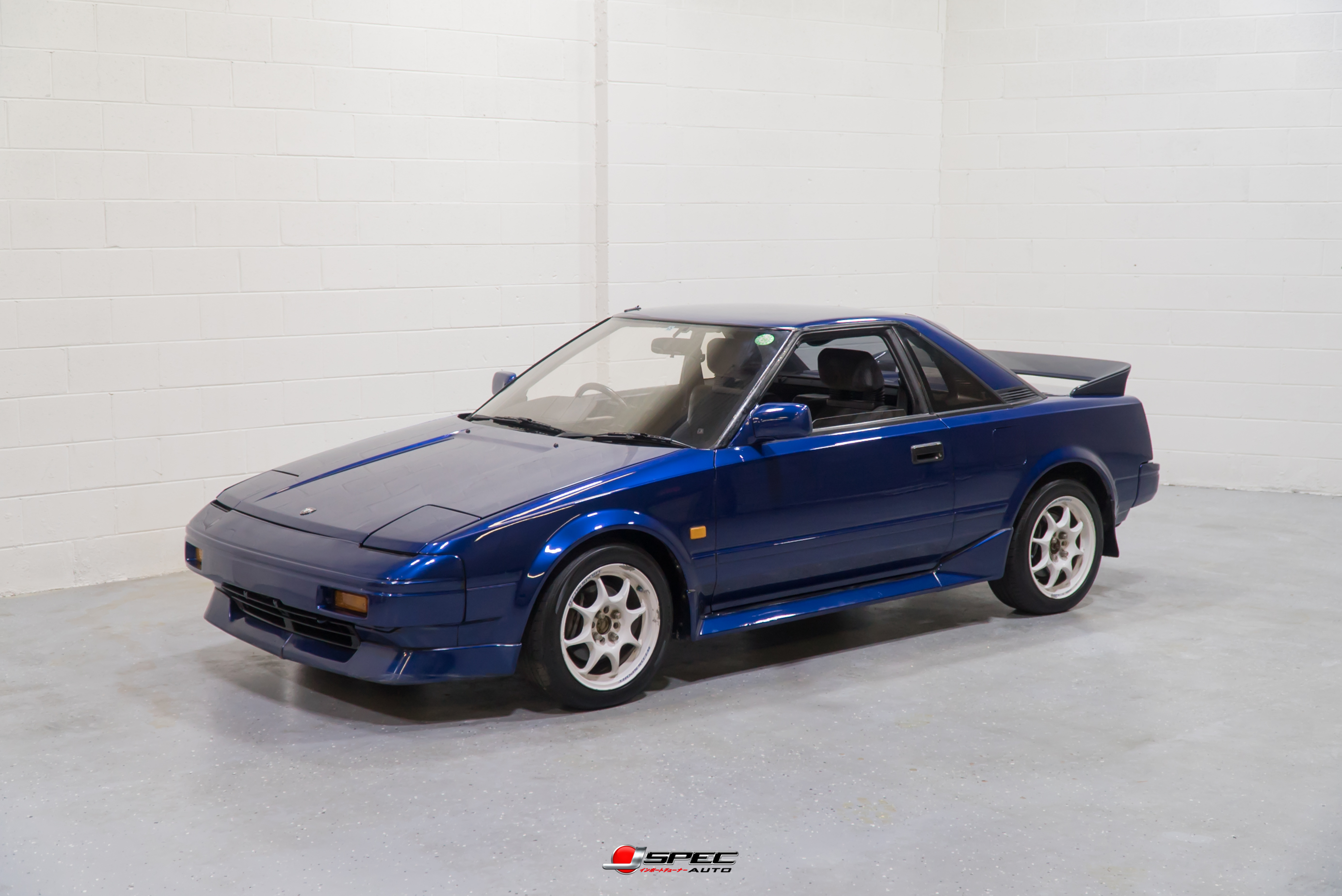 100 Legally Imported 1987 Toyota Mr2 For Sale In The Usa