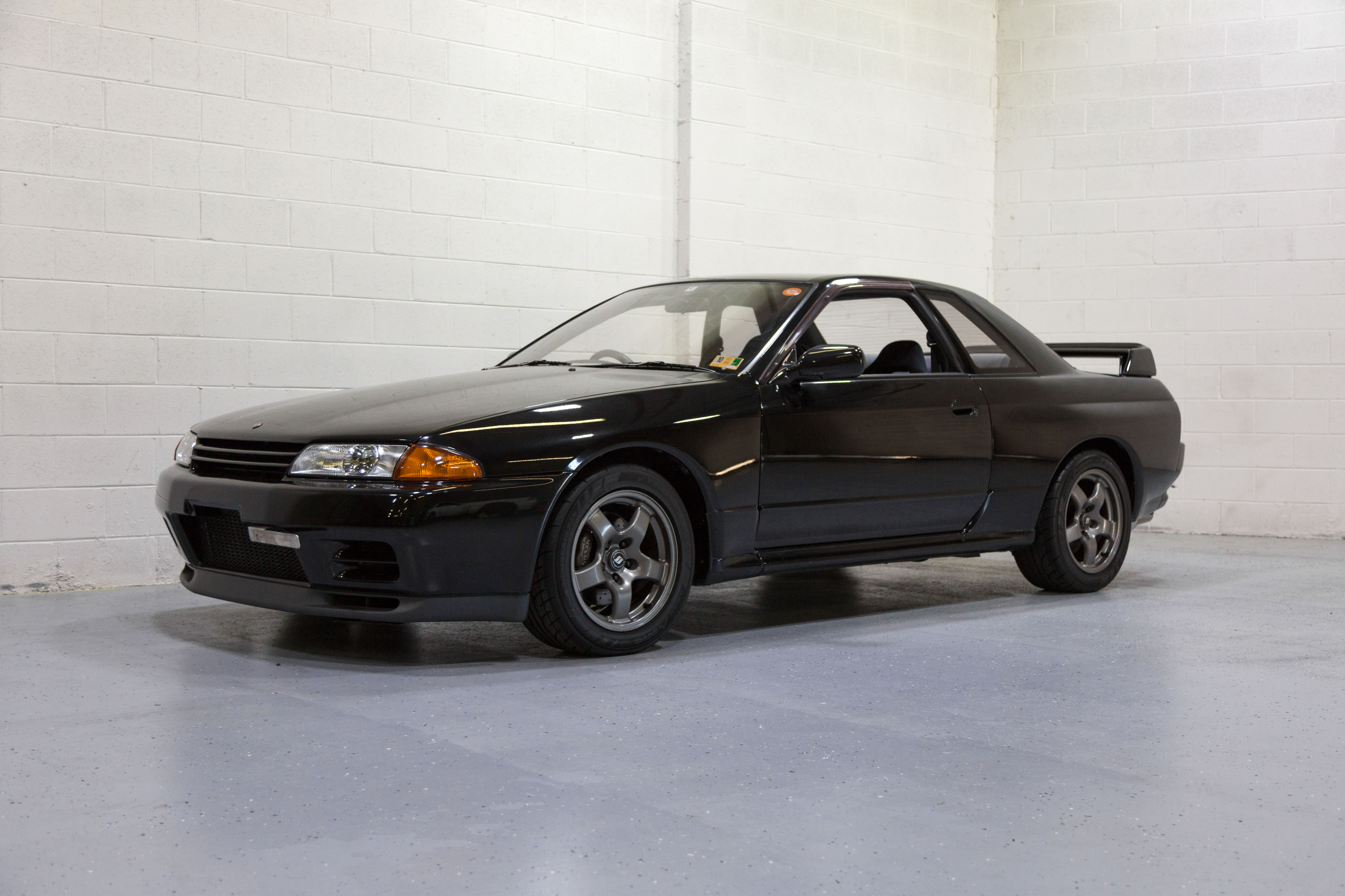 Nissan Skyline Gtr For Sale >> 1989 Nissan Skyline Gtr R32 Lightly Modified And In Excellent Condition