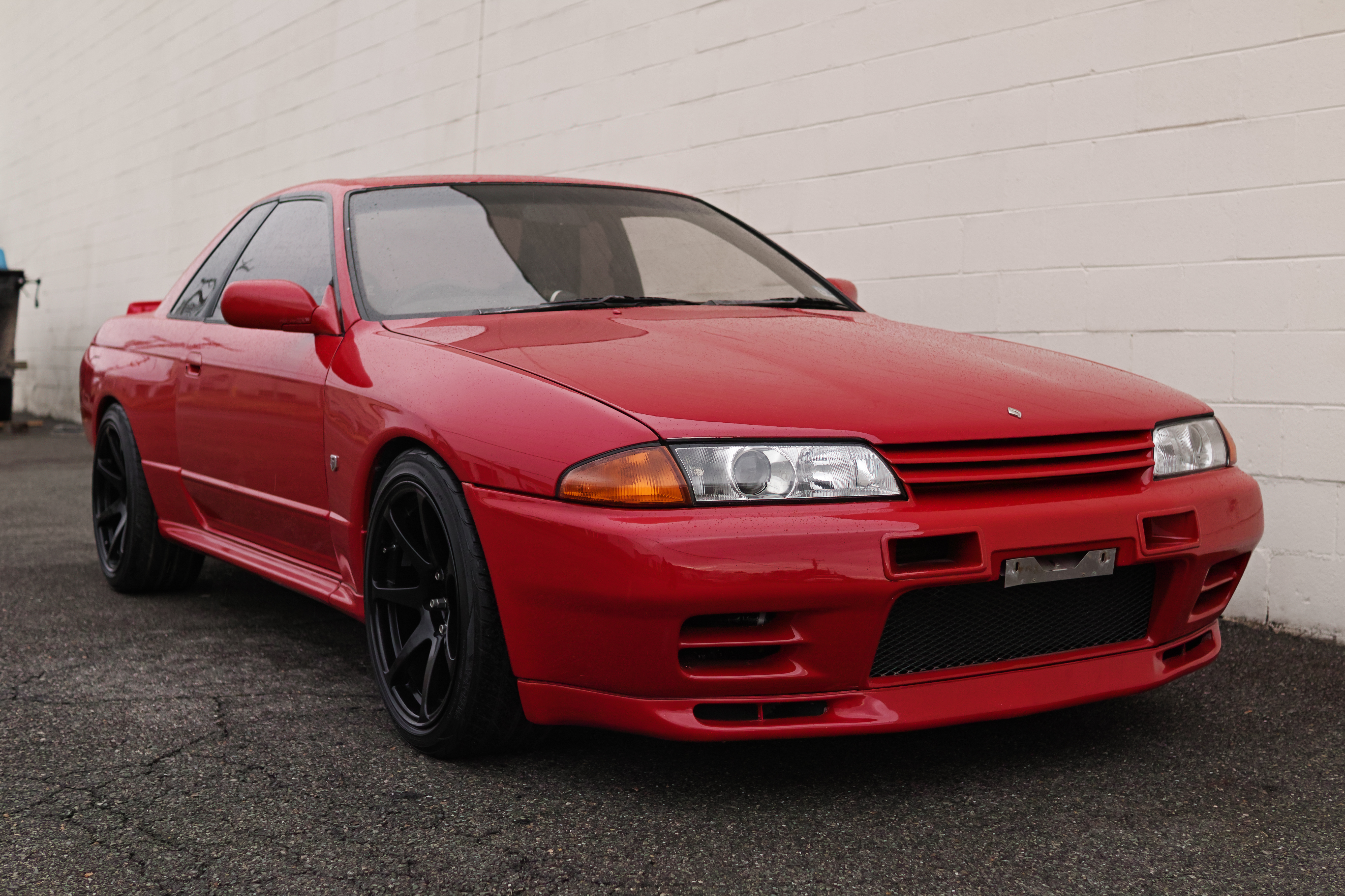 100 Legally Imported 1994 Nissan Skyline Gtr In Beautiful Red Color A Lightly Modified Godzilla For The Street Imported Rhd Cars J Spec Auto Sports