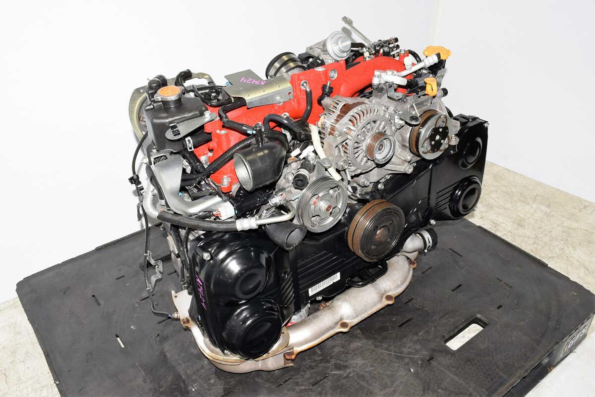 Ej257 2 5l Wrx Sti Engine
