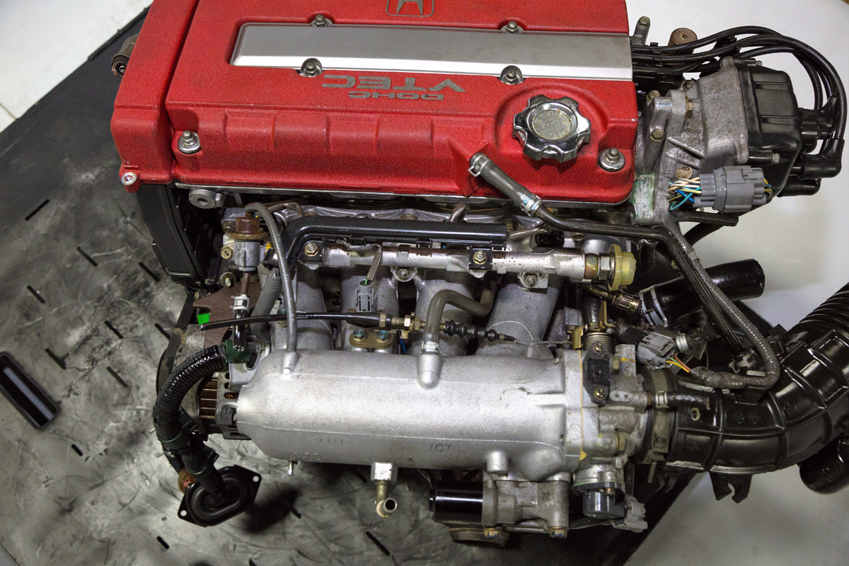 jdm honda civic type  bb engine  spec auto sports