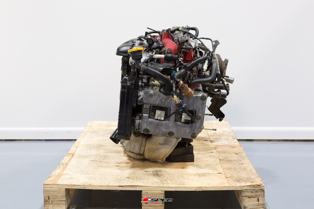 JDM Version 9 EJ207 Twin Scroll VF37 with Downpipe ...