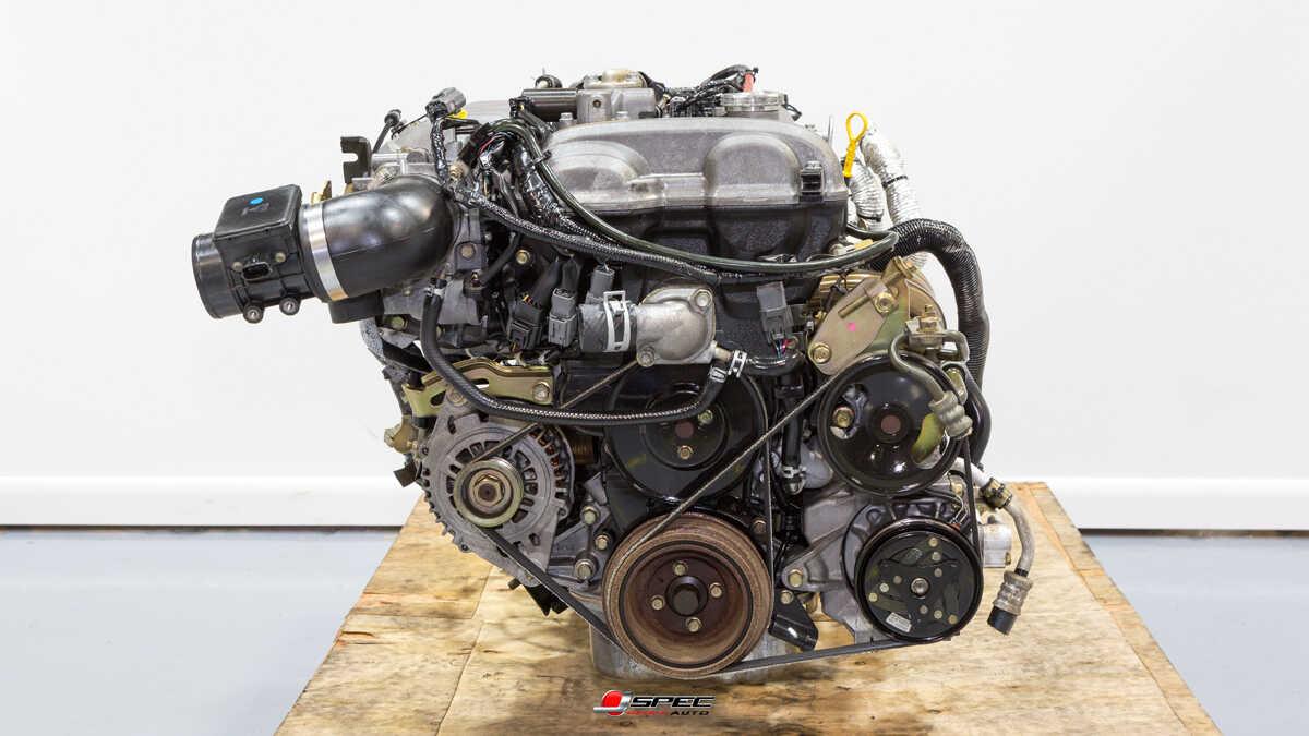 JDM 2001 2005 Mazda    Miata    MX5 BP VVT    Engine    and 6 Speed