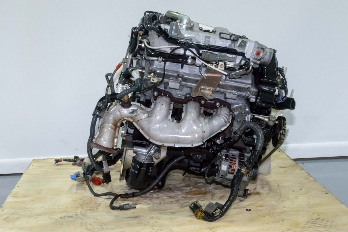 Jdm Nissan 300zx Vg30de Engine 3 0l V6 Na Motor Z32