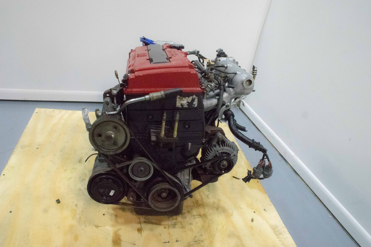 jdm acura integra b18c engine 1 8l dohc vtec type r 98 spec r b