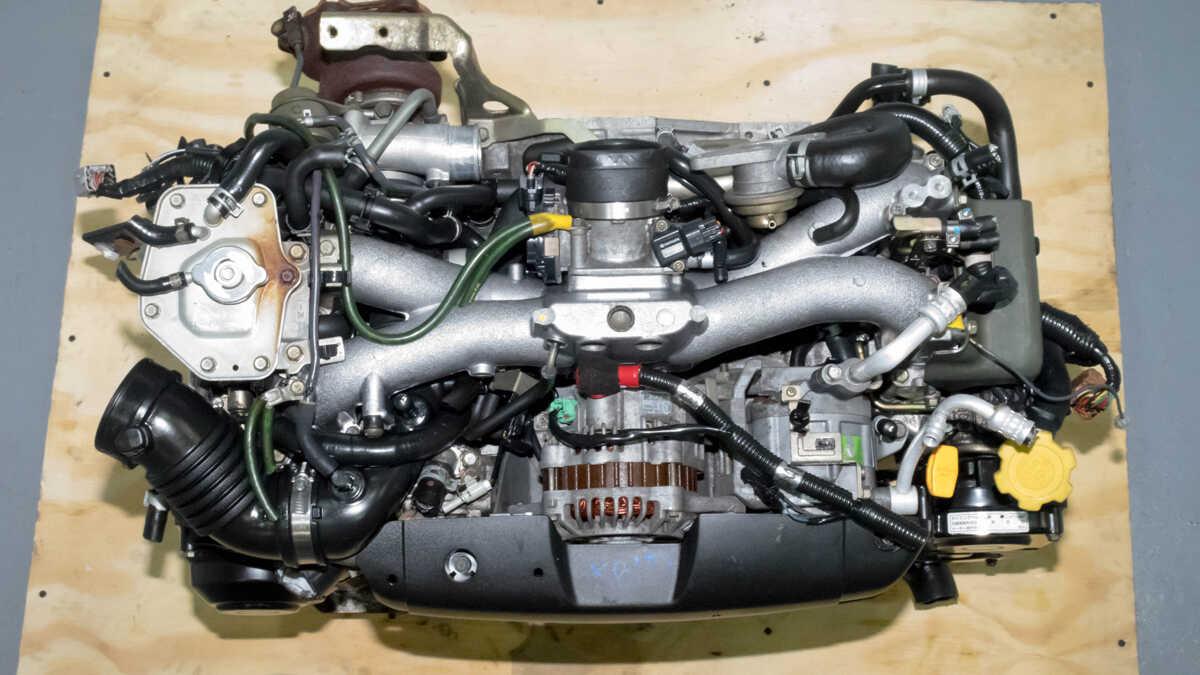 Subaru Impreza Wrx 2 0 Liter Turbo Ej205 For Sale