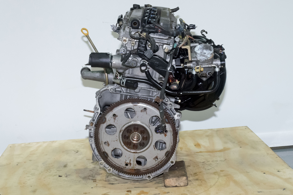 JDM 07-11 Toyota Camry 2.4L 2AZ Engine Scion TC Rav4 ...