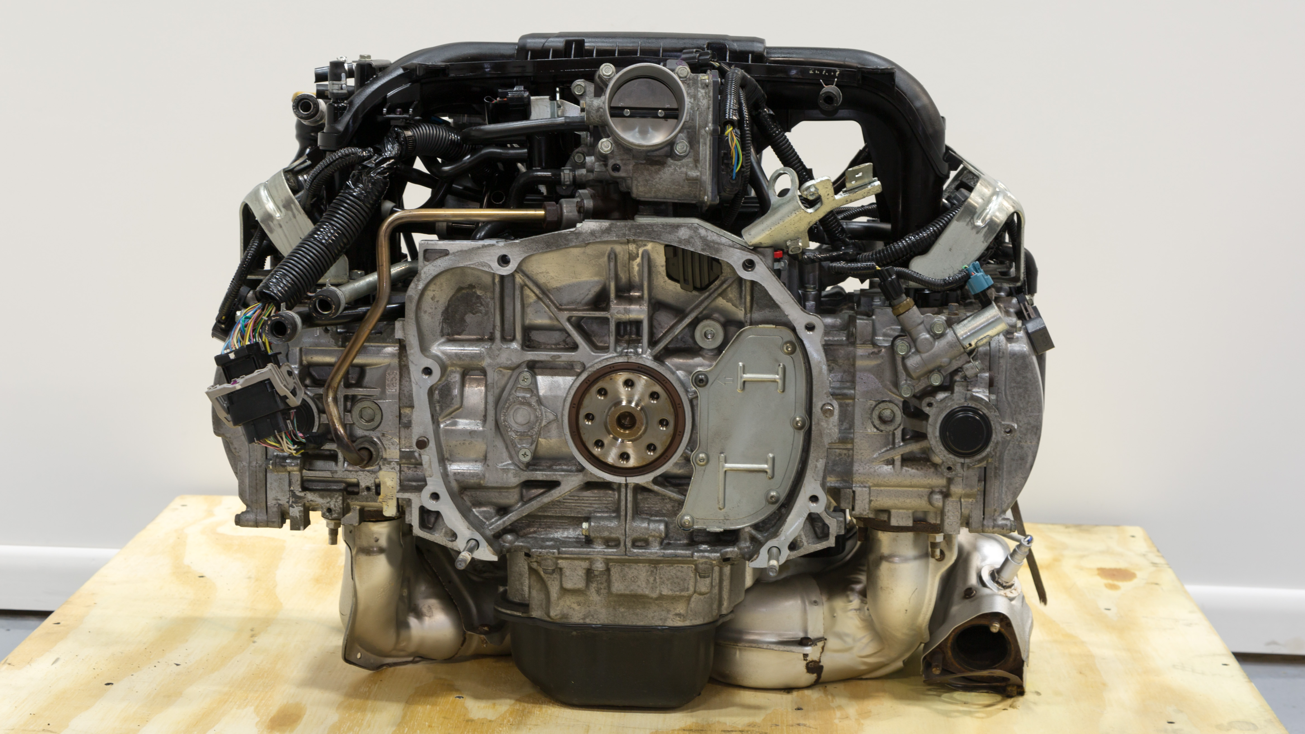 2010-2012 Subaru Forester EJ253 Engine 2.5L SOHC AVLS Compression Tested | | J-Spec Auto Sports