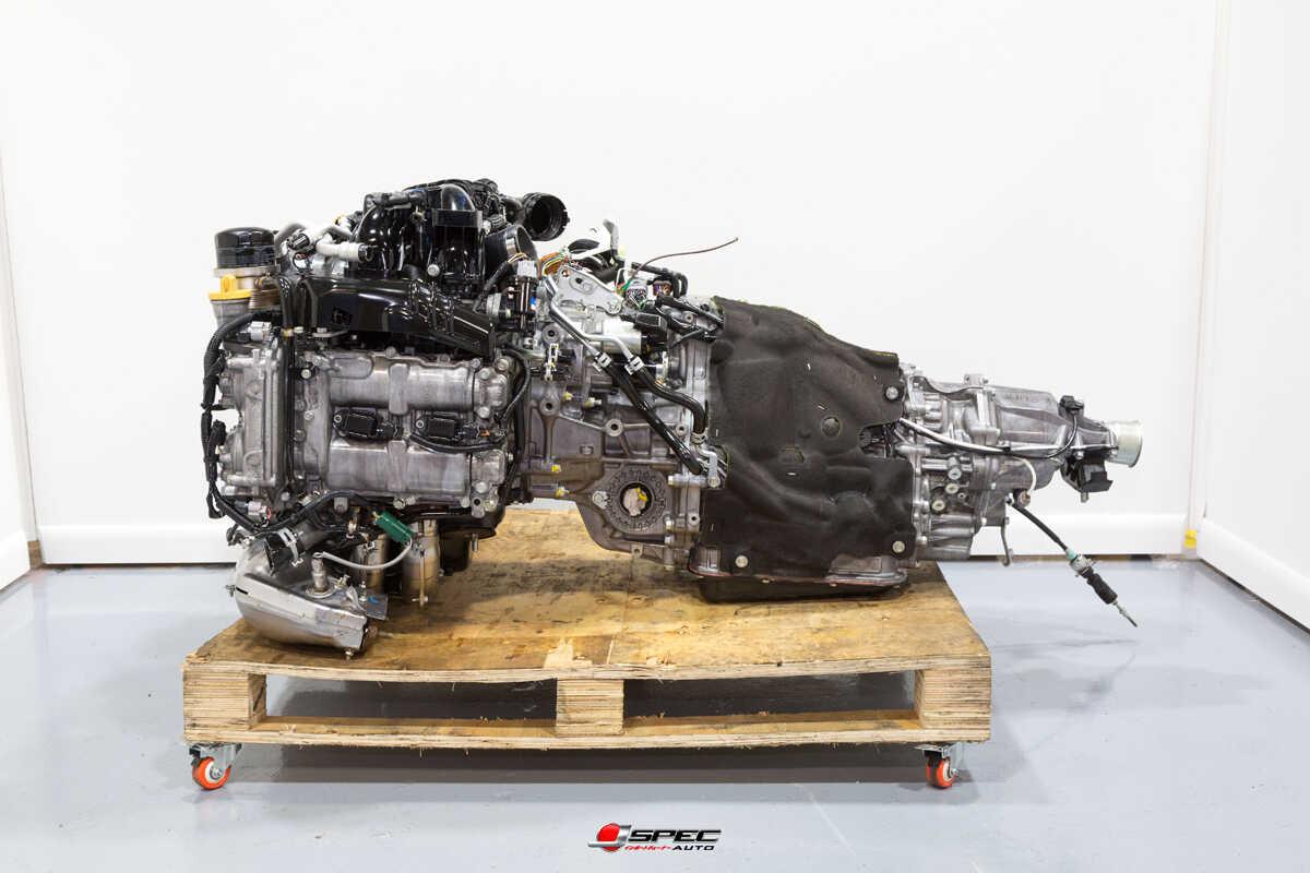 Used Wheels For Sale >> 2015-2017 Subaru WRX FA20 Engine for Sale | | J-Spec Auto ...