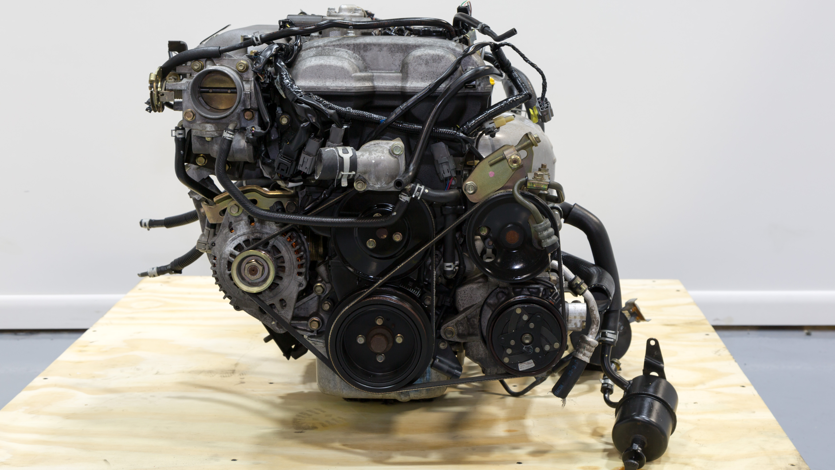 Mazda Miata Mx5 Bp Engine 1 8l With Variable Valve Timing