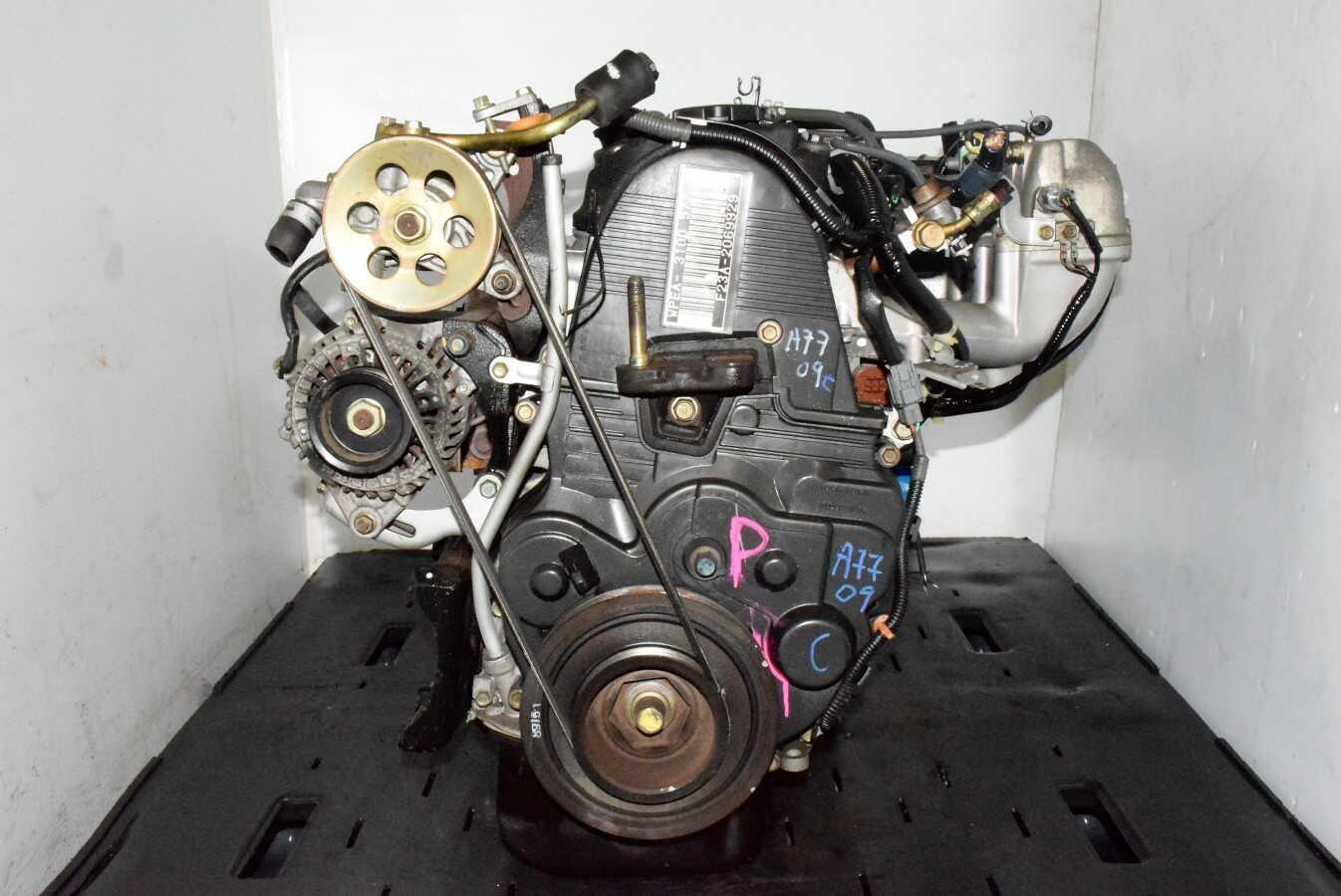 Low Mileage Jdm F23a Engine 2 3l Sohc Vtec Replacement For
