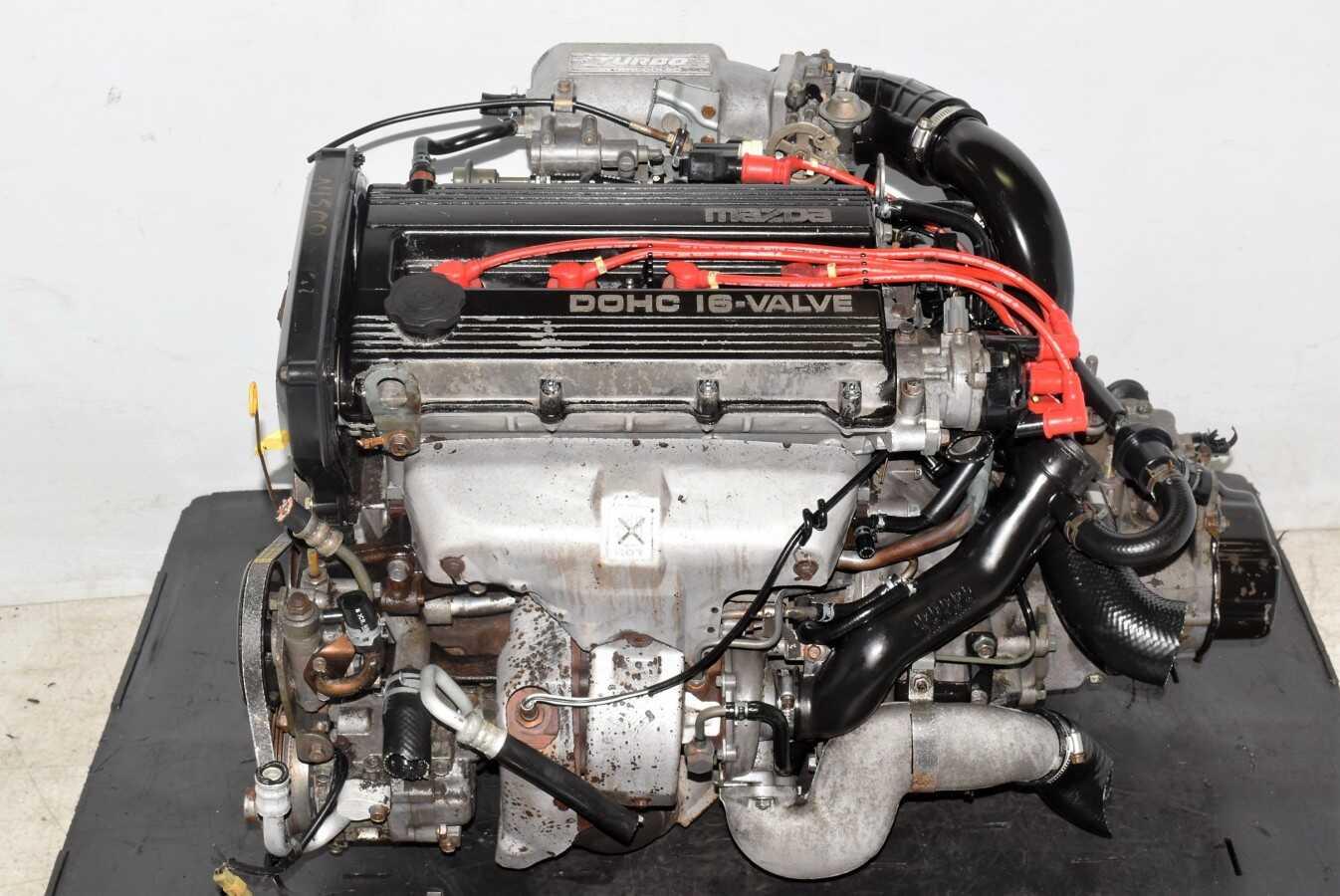 used jdm mazda familia 323 gtx gtr bp turbo engine | | j-spec auto