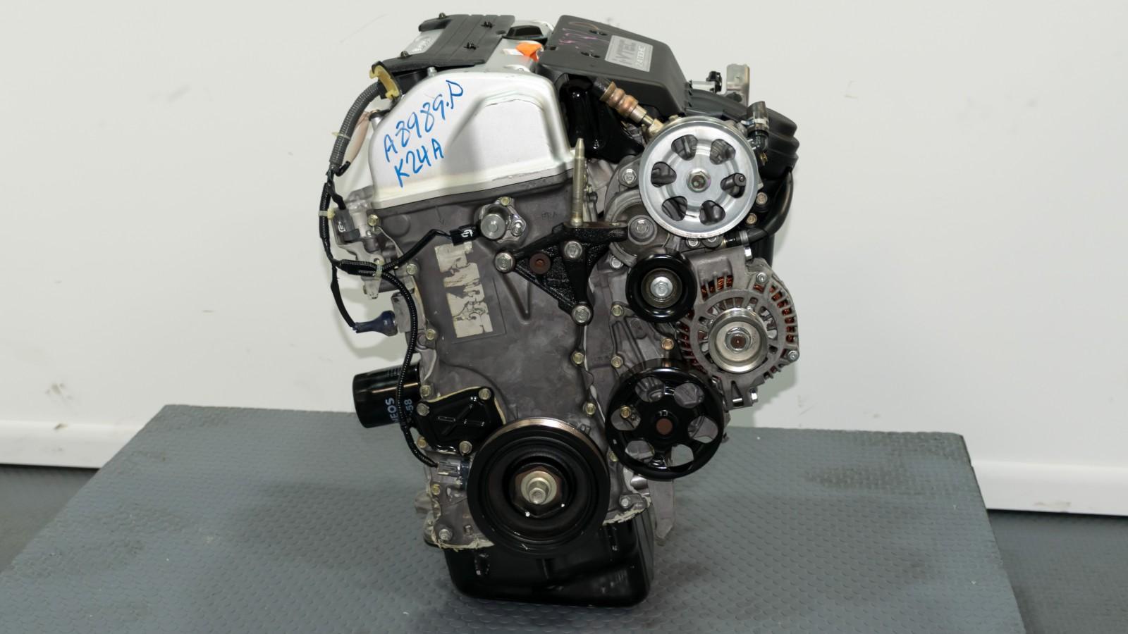 engine honda crv accord 2004 2003 vtec 2005 2006 2002 element 4l dohc engines k24a tsx spec sports auto dsc