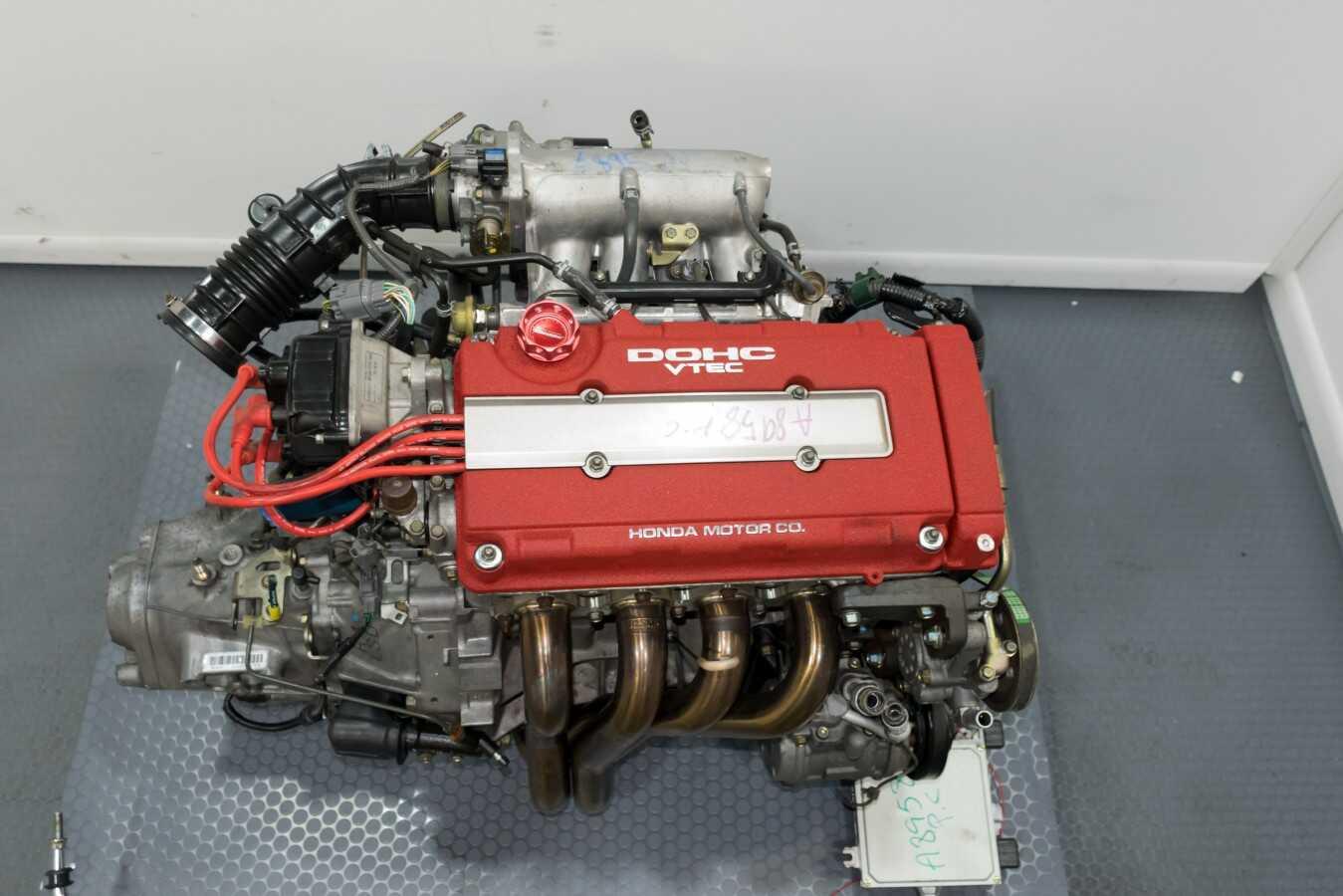 A Clean Jdm B16b Engine Civic Type R Ek9 S4c R4