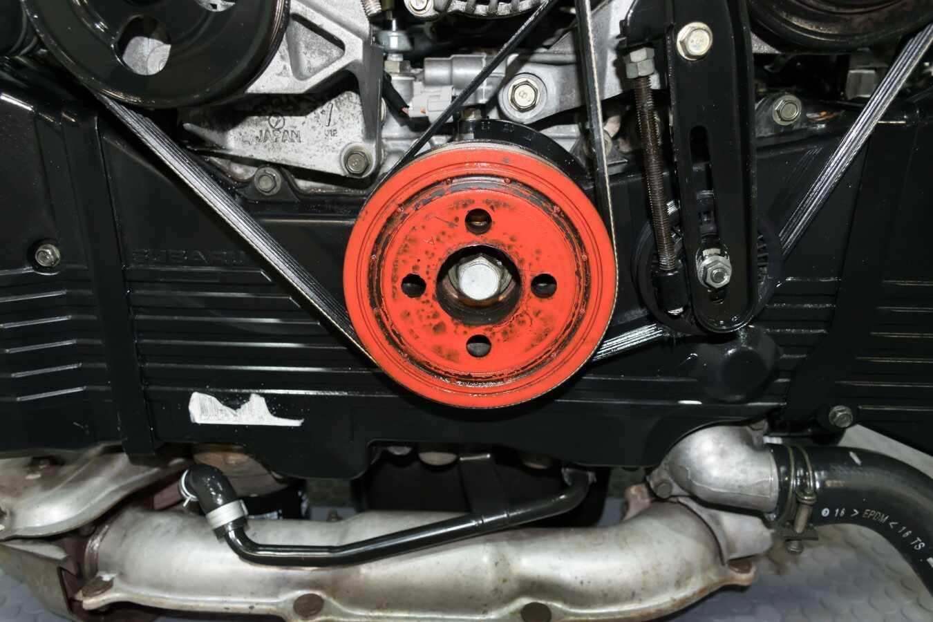 Jdm Ej207 Engine Version 7 Ej22 22l Stroker By Tommy Kaira Built Subaru Wiring Harness 1136 Dsc 0004
