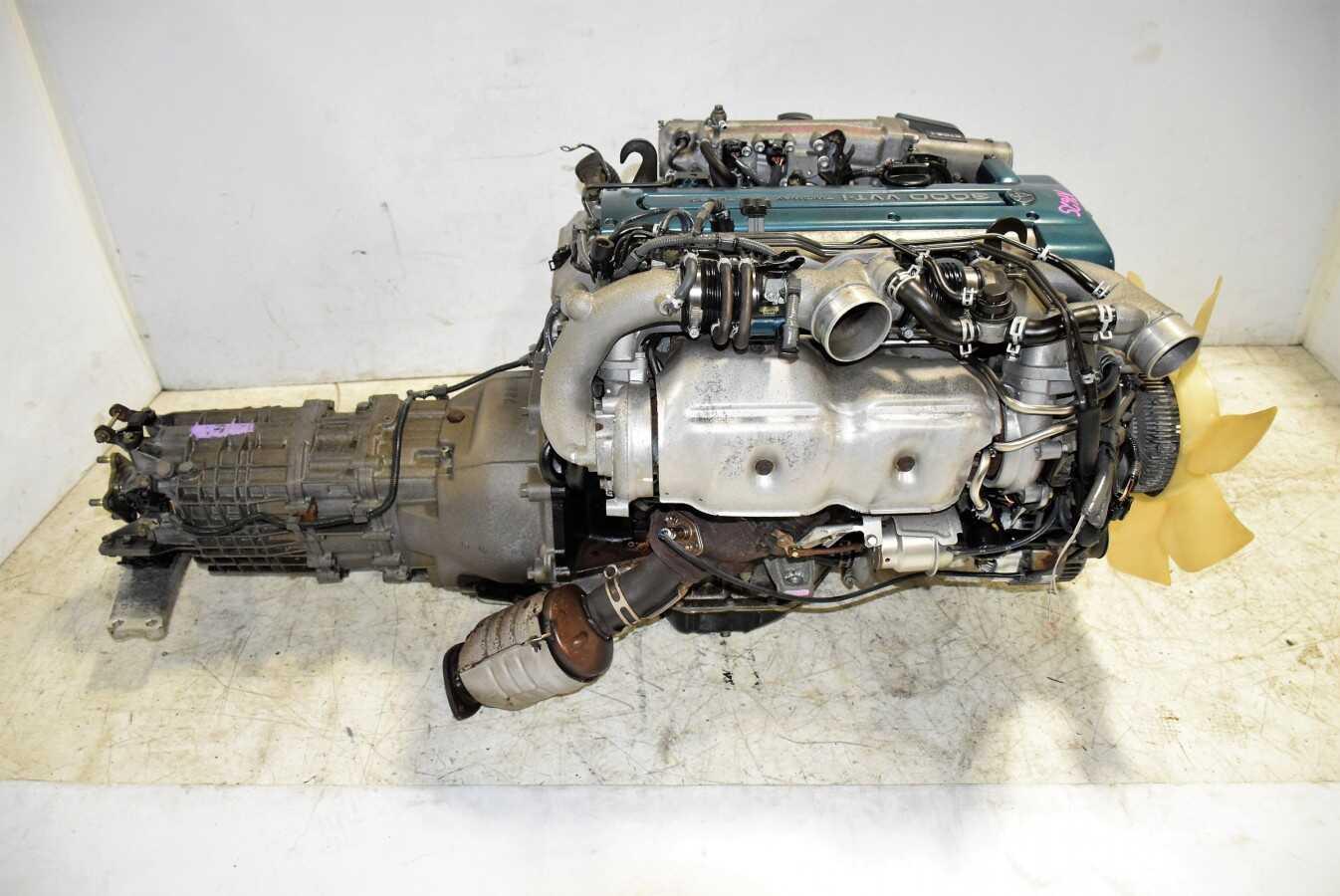 2jz Gte Vvt-i Twin Turbo