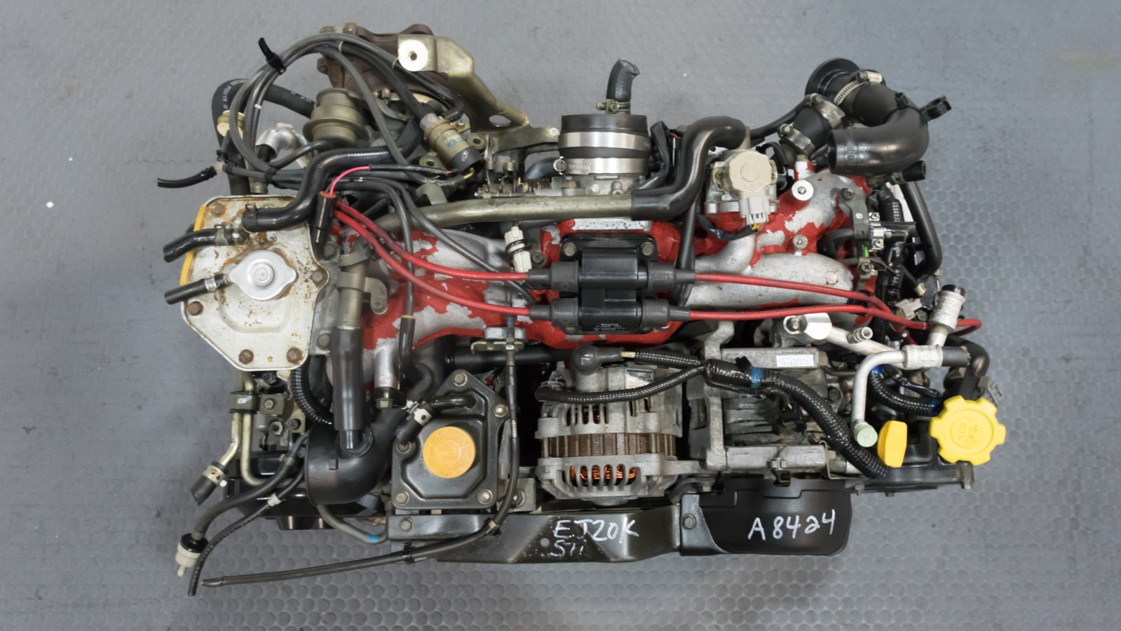 Ej20k Engine For Subaru Wrx Sti Version 4 Type Ra With Ihi