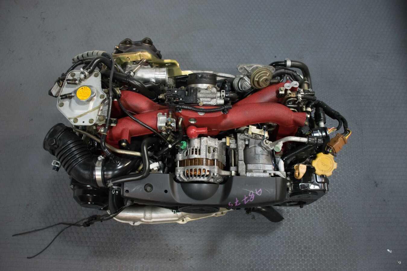 Low Mileage Jdm Subaru Wrx Sti Spec C Ej207 Engine With