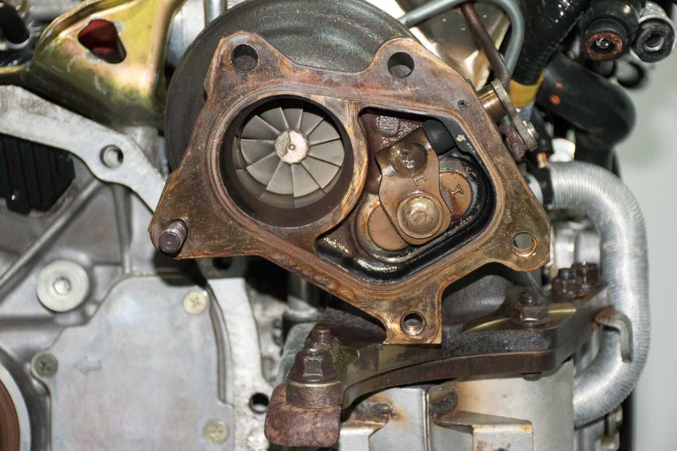 Low Mileage JDM Subaru WRX STi Spec C EJ207 Engine with Twin Scroll Ball  Bearing VF36 Turbo, Downpipe Intercooler ECU Wiring