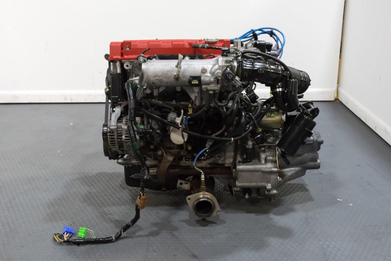 1992 Honda Civic Power Steering Pump