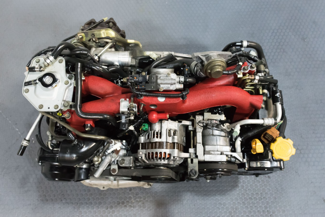 Version 9 Ej207 Jdm Wrx Sti Engine Package With Vf37 Twin