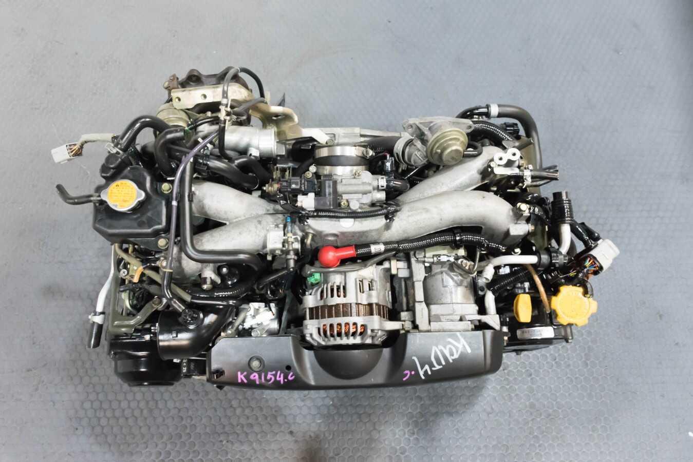 2005 Subaru Impreza Wrx >> Used 2007 Subaru Impreza WRX EJ205 Engine with AVCS TGV ...