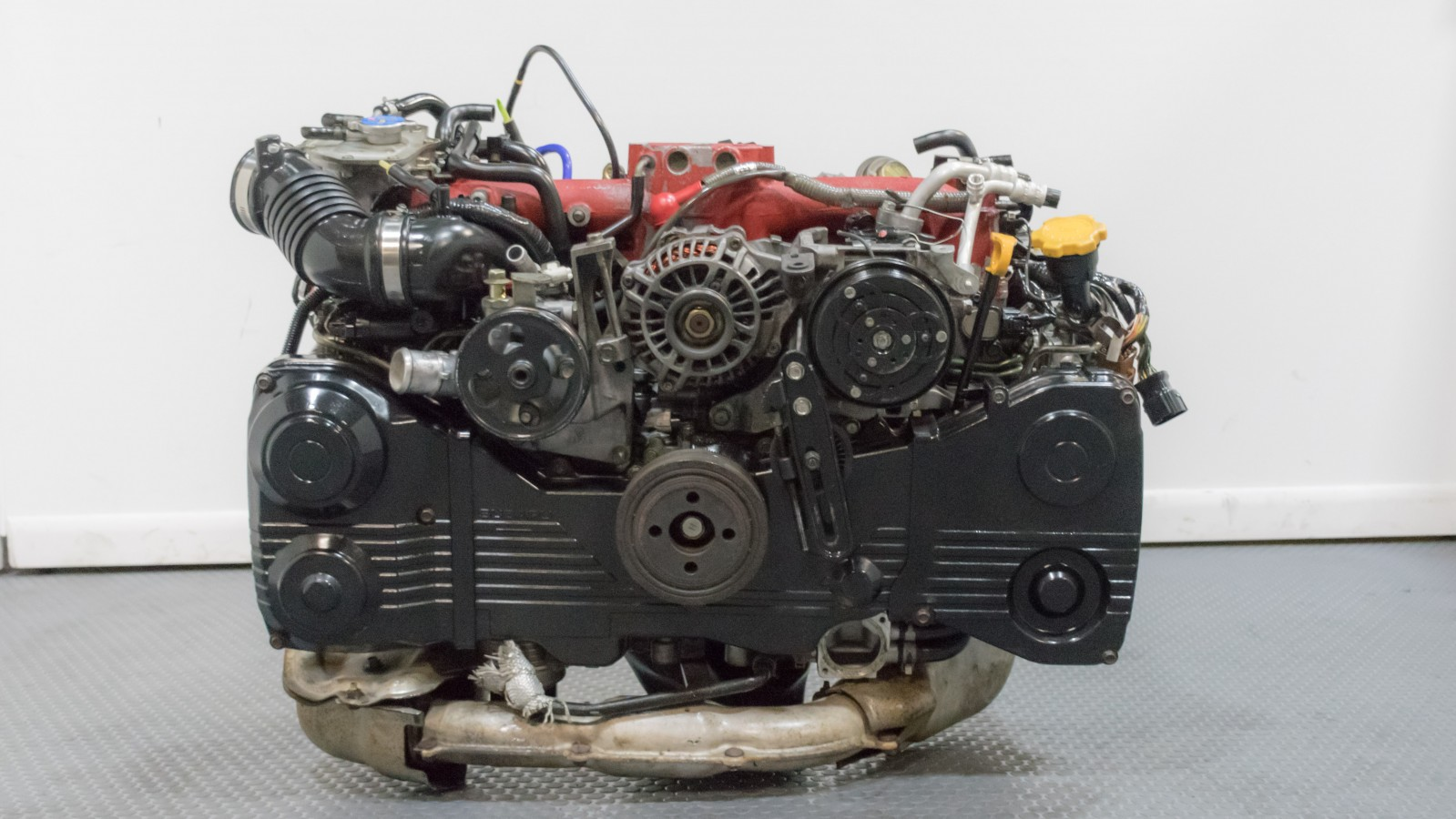 Used Jdm Subaru Forester Sti Ej255 2 5l 04