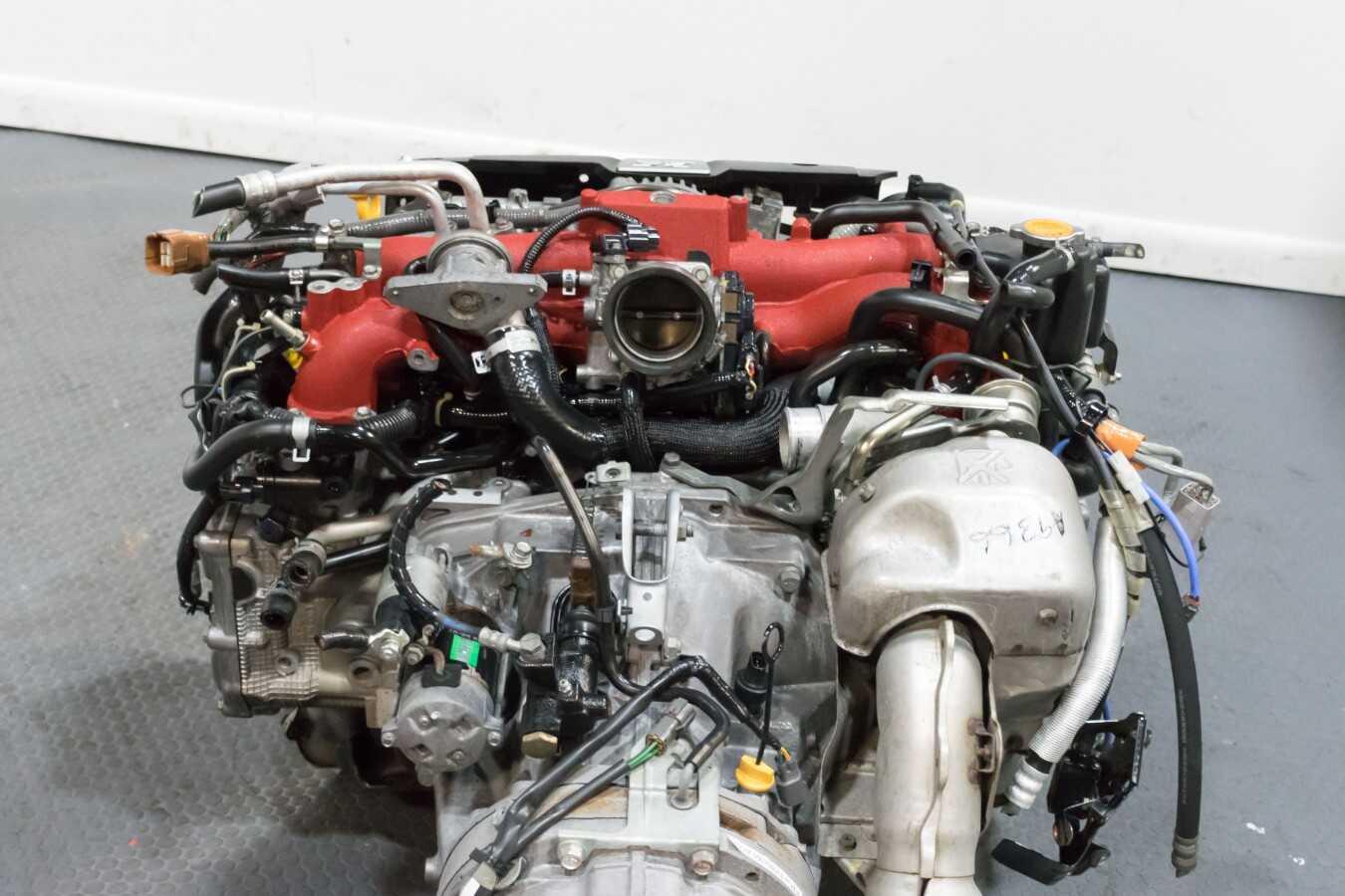 Low Mileage JDM EJ255 Engine Replacement for EJ257 2004-2007 WRX