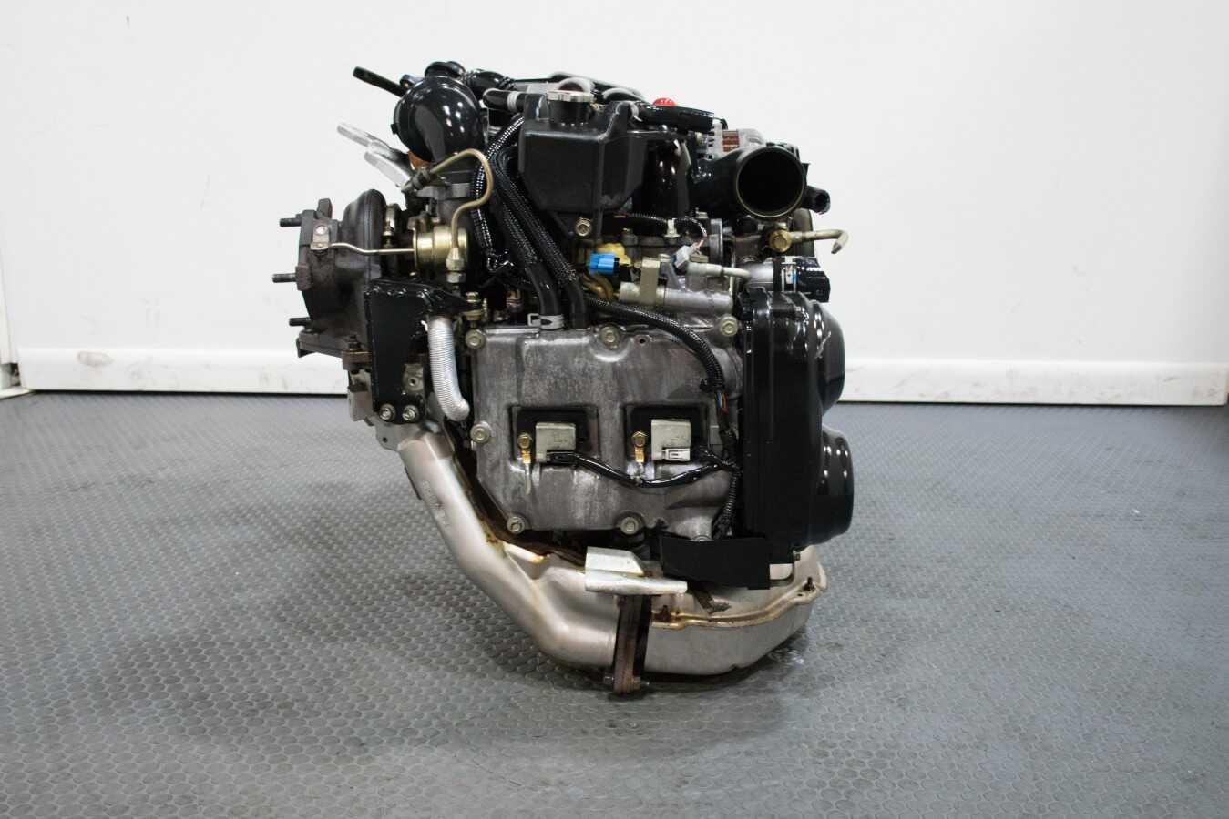 JDM Subaru Legacy 2 0GT Dual AVCS Turbo Engine Quad CAM