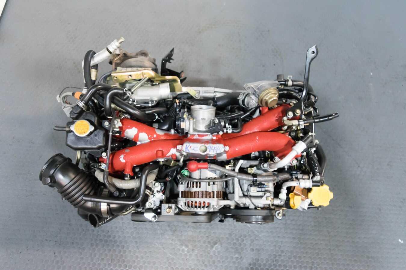 JDM EJ255 Engine Replacement for EJ257 2004-2007 STI/ 2006-2007 WRX