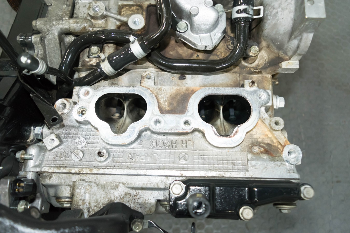 Compression Tested JDM EJ20 Quad Cam Turbo Long Block Replacement for 02-05  Subaru Impreza WRX
