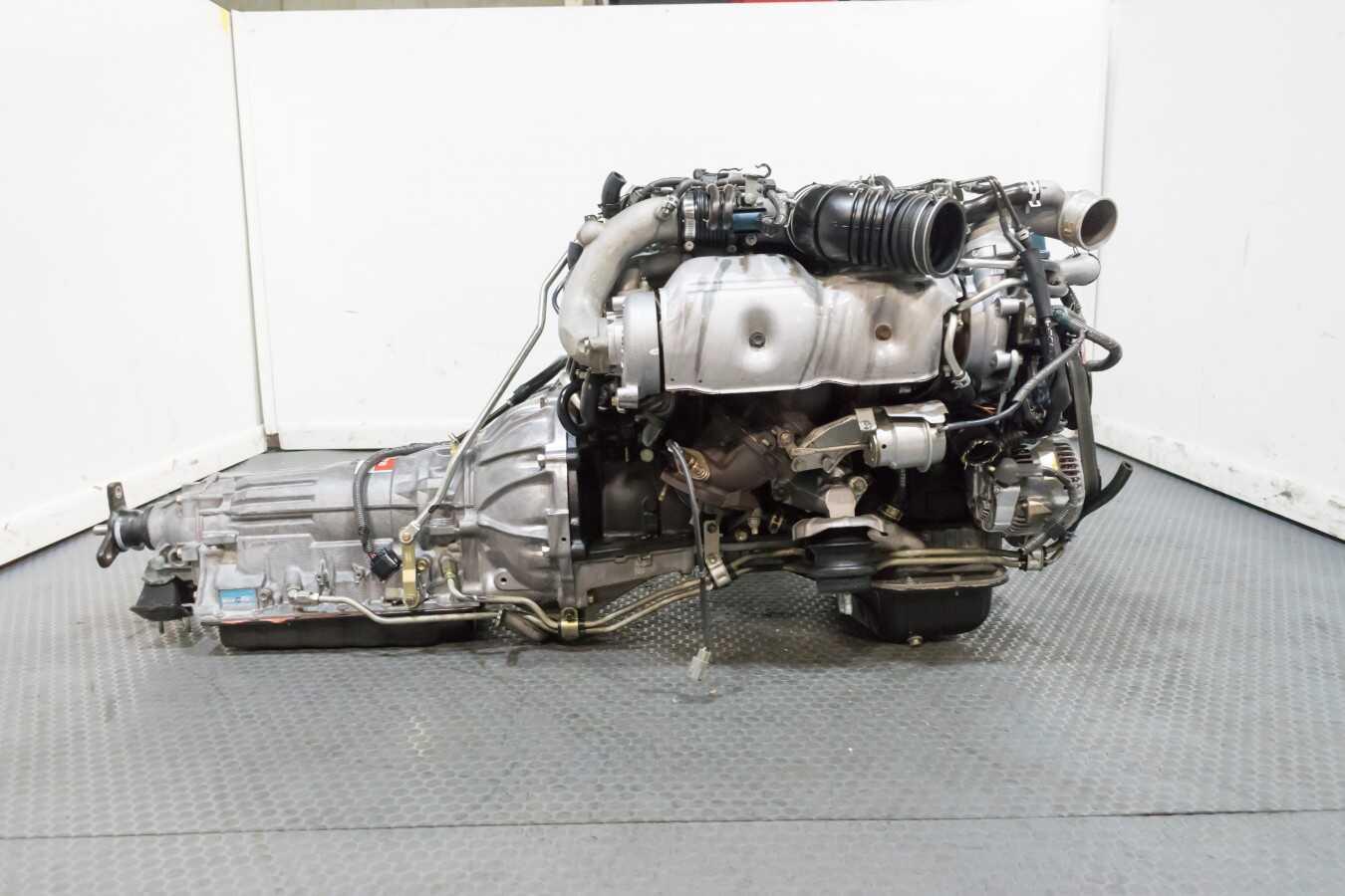 Clean Jdm Toyota Aristo Front Sump 2jz Twin Turbo Vvti