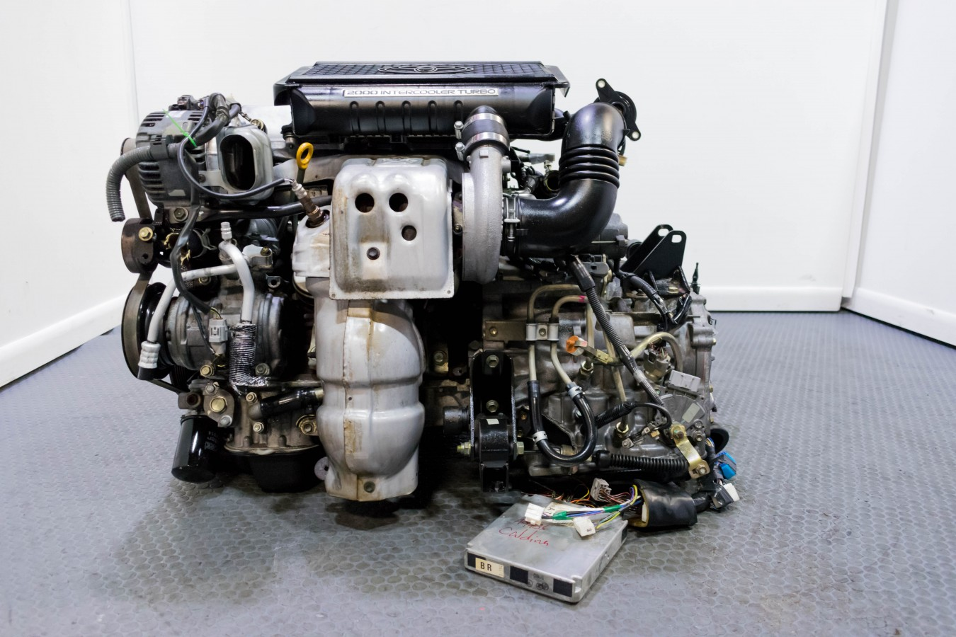 JDM Used 3S-GTE Gen 4 Turbocharged Toyota Caldina Engine for Celica MR2  Corolla swap etc