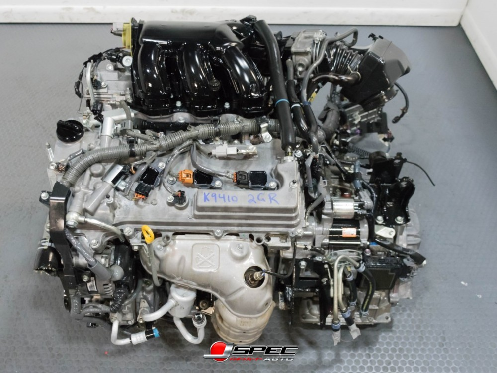 Toyota Camry V6 1MZ-FE Lexus ES300 LS400 1UZ-FE Engines | J-Spec
