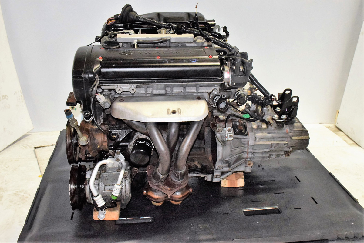 Jdm Toyota 4a