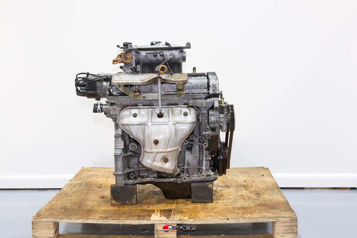 jdm honda cr  bb pr engine  bigger valves  spec auto sports
