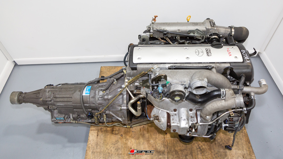 Toyota Chaser 1jz-gte VVTI Front Sump with Auto Trans