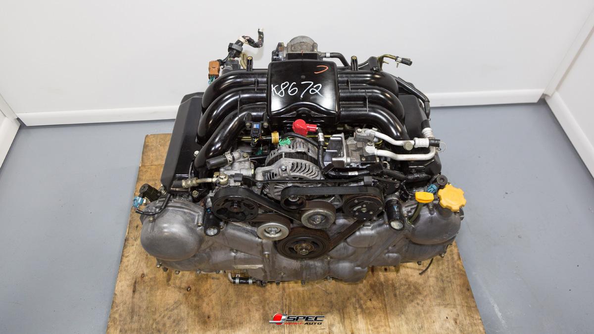 2003 2009 Subaru Outback Lancaster 2002 2004 Ez30r 3 0l