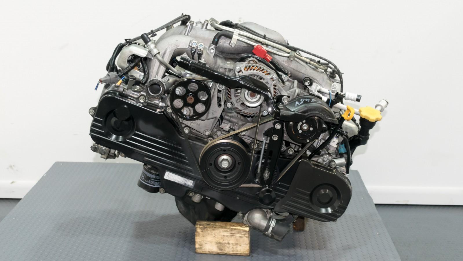 JDM 06-11 Subaru EJ25 2 5L SOHC I-AVLS Engine Impreza Legacy Forester Baja  Motor