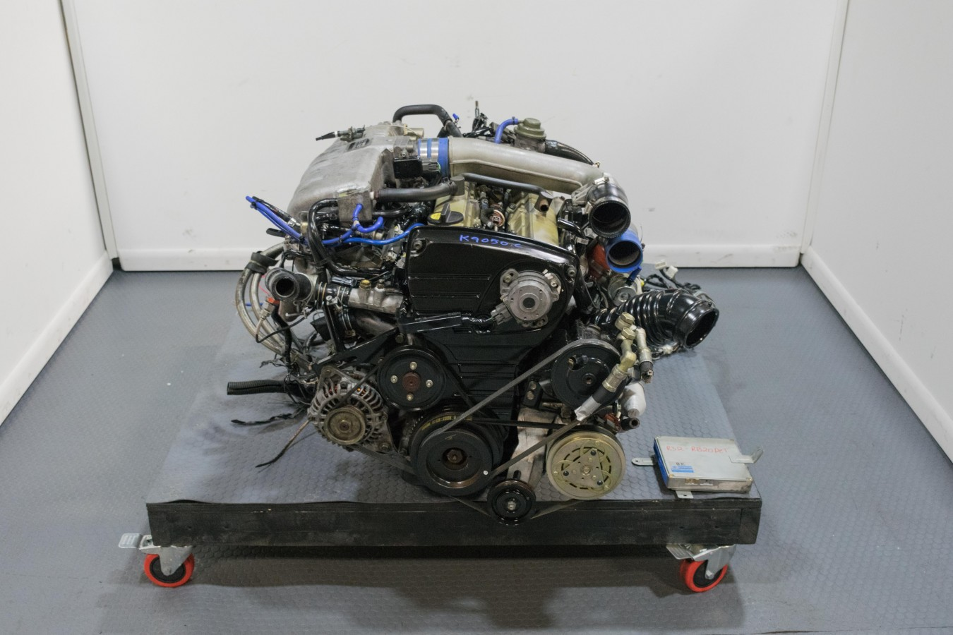 Low Mileage Rb20det Engine For Sale With 5mt Transmission Ecu Rb26 Wiring Harness 1157 Dsc 0164
