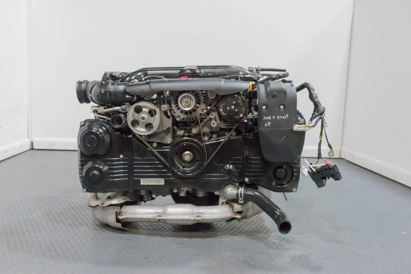 JDM EJ205 Engine With IHI Turbo and Single AVCS Replacement